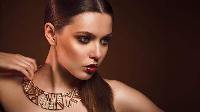 Make Up Für Braune Haare Schminktipps Für Brünetten Beauty Tipps