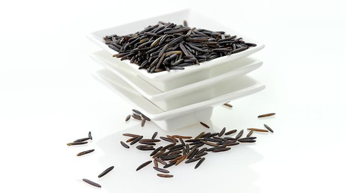 Pflegeprodukte mit dem schwarzen Reis