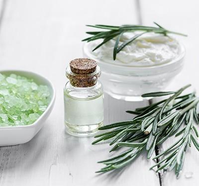 Rosmarin zur Hautpflege